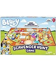Bluey Scavenger Hunt Game 17144 Multicolor