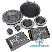 System-342 - Dynaudio 7 3 Way Component Speakers