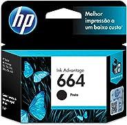 Cartucho HP 664 Advantage Preto