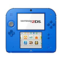 Nintendo 2DS-Electric Blue 2 with Mario Kart 7