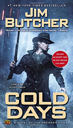 Cold Days (Dresden Files) [Jim Butcher] (Tapa Blanda)