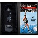 LA FALAISE DE LA MORT V.F. DE Cliffhanger (EN FRANÇAIS (Doublé au Québec), FILM VHS, NTSC)