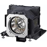 ET-LAV200 Panasonic Projector Lamp Replacement. Projector Lamp Assembly with High Quality Genuine Original Ushio Bulb inside.