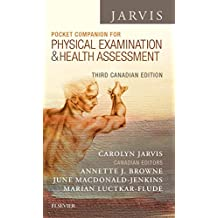 Pocket Companion for Physical Examination and Health Assessment, Canadian Edition, 3e