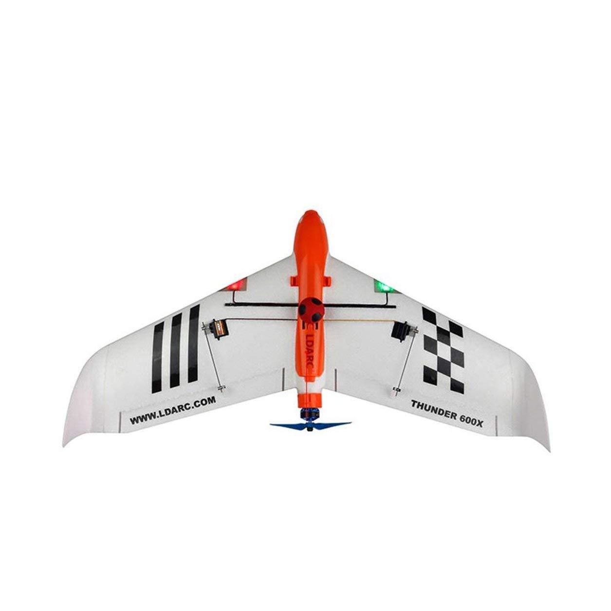 Dailyinshop Kingkong / LDARC Thunder 600X 656mm Leichte Spannweite EPO FPV RC Flugzeug Kit