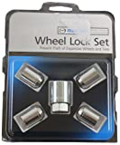 Mazda Genuine Accessories 0000-88-120D-BP Wheel Lock