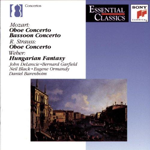 Mozart Oboe Concerto in C Major K 314 285d