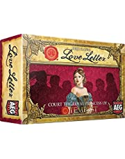 Love Letter Card Game