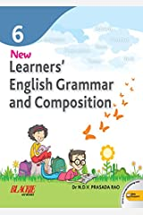 New Learner's English Grammar & Composition Book 6 Paperback