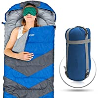 Abco Tech Sleeping Bag with Compression Sack