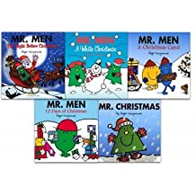 Mr Men Collection 5 Books Set Pack