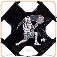 Crown Sporting Goods 6 by 6-Feet Heavy-Duty Lacrosse Goal Target