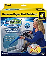 Dryer Lint Lizard Vent Cleaner, Dryer Vent Vacuum Hose Head Clean Dust Lint,removes from Your Hurricane As Seen Power Clean Behind Appliance Practical Remover(Blue, 1)
