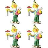 Sesame Street Vintage Bert Magnets / Favors (4ct)