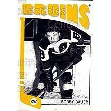 (CI) Bobby Bauer Hockey Card 2004-05 ITG Franchises (base) 330 Bobby Bauer