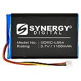 RLI-026-1.1 Li-Ion 3.7V (1100 mAh) Battery