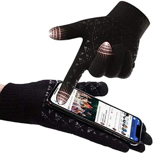 abbigliamento uomo guanti donna invernali touch screen caldi accessori uomo e donna supporto smartphone e tablet idee regalo uomo regali natale per uomo originali donna regali per lui compleanno