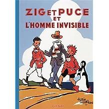 ZIG ET PUCE T.13 : L'HOMME INVISIBLE