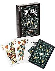 Bicycle Aviary Koleksiyoner iskambil Oyun Kağıdı Kartları