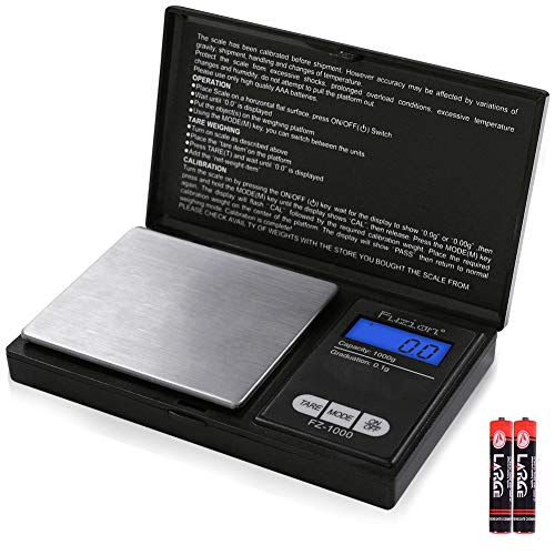 Fuzion Digital Pocket Scale