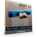 MentalReset 2.0 - 16 Doses (8-Night, 8-Day) Improve Mental Clarity. Enhance Neurogenesis. Measurably Increase Performance of Nootropics.