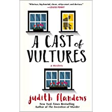 A Cast of Vultures: A Mystery (Sam Clair)