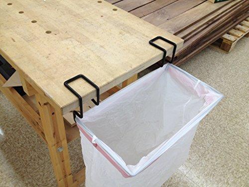 Trash-Abate 13 Gallon Portable Trash Bag Holder