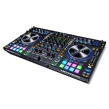 Denon DJ MC7000 | Premium4-Channel DJ Controller & Mixer with Dual USB Audio Interfaces and full Serato DJdownload