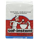 Saf Instant Yeast, 1 lb Pouch