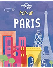 Lonely Planet Pop-up Paris 1st Ed.