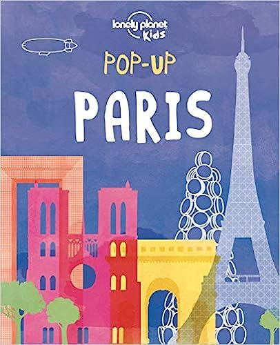 Pop-up Paris Book