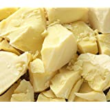 Cocoa Butter Food-Grade Pure Natural Unrefined 1 Kg ($1.05/oz)