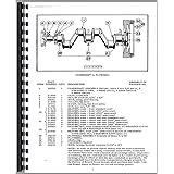Allis Chalmers W PATROL Grader Parts Manual