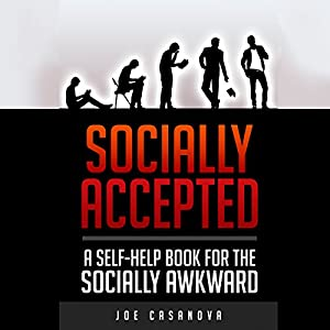 Socially Accepted Audiobook