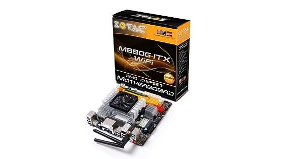 Zotac M880GITX-A-E ATI HDMI Audio Drivers (2019)