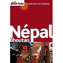 Népal Bhoutan 2014 Carnet Petit Futé (Carnet de voyage)