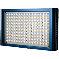 Dracast DRP-LED160-AB LED160 Pro Bi-color with Aluminum Chassis (Blue)