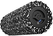FITINDEX Electric Foam Roller 4 - Speed Vibrating Yoga Massage Muscle Roller, Deep Tissue Trigger Point Sports