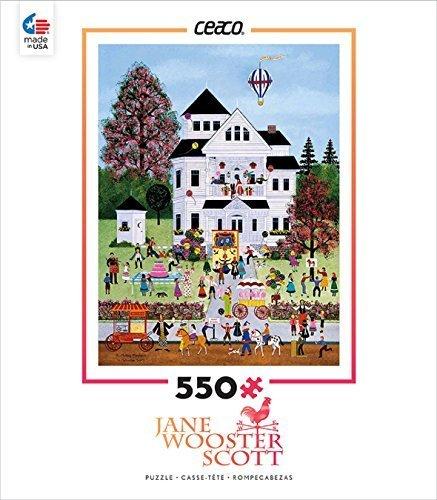 Ceaco Jane Wooster Scott - Birthday Mayhem Puzzle by Ceaco