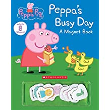 Peppa Pig: Peppa's Busy Day Magnet Book