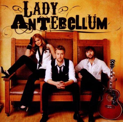 CD : Lady Antebellum - Lady Antebellum (CD)