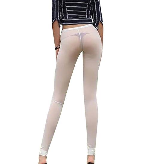 Sexy see thru leggings