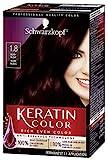 Schwarzkopf Keratin Color Permanent Hair Color