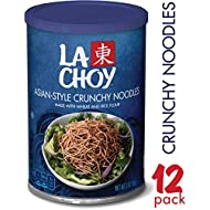 La Choy Asian Style Crunchy Noodles, 3 Ounce, 12 Pack