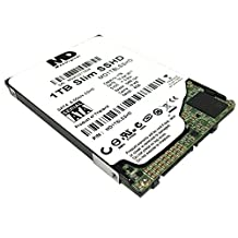 "MaxDigital 1TB 16MB Cache + 8GB NAND SATA III 6Gb/s (7mm) Slim 2.5"" SSHD (Solid State Hybrid Drive) - For Laptop, MacBook, PS4/PS3"