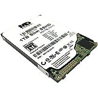 MaxDigital 1TB 16MB Cache + 8GB NAND SATA III 6Gb/s (7mm) Slim 2.5 SSHD (Solid State Hybrid Drive) - For Laptop, MacBook, PS4/PS3