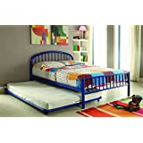 Acme Furniture ACME Cailyn Blue Full Bed