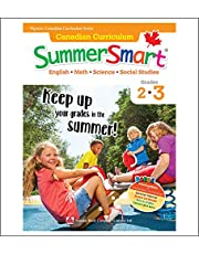 Canadian Curriculum SummerSmart 2-3: Refresh skills learned in Grade 2 and prepare for Grade 3