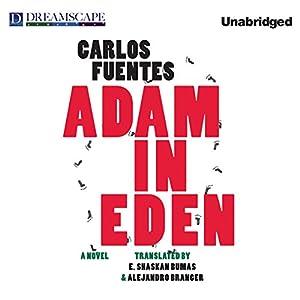 Adam in Eden Audiobook