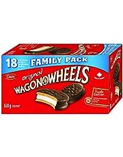 Wagon Wheels Dare Original Cookies, 630g Box